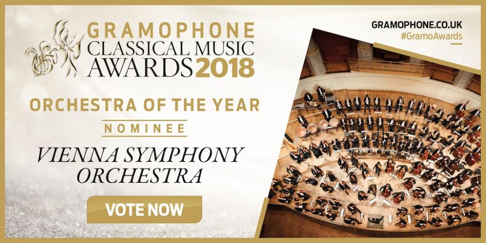 Gramophone Classical Music Award Banner