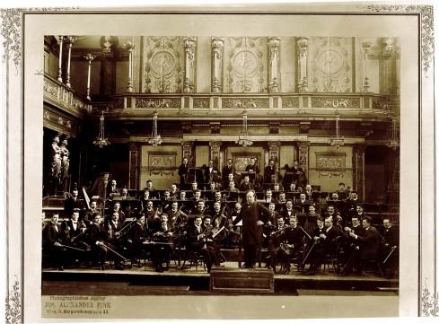 Wiener Concertverein unter Ferdinand Löwe