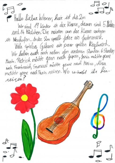 Brief Leopold Mozart _schulklasse