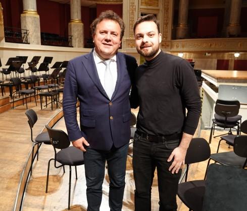 Jan Nast und Dalibor Karvay