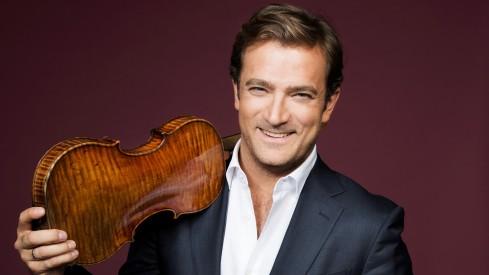 Renaud Capucon Wiener Symphoniker (c) Simon Fowler