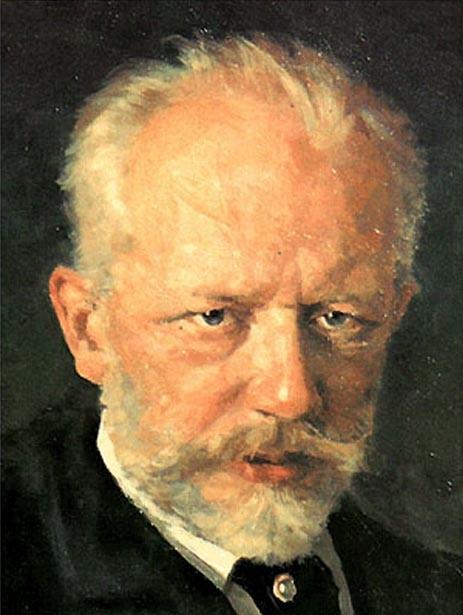 Konzertprogramm Fest der Freude Pjiotr Iljitsch Tschaikowski