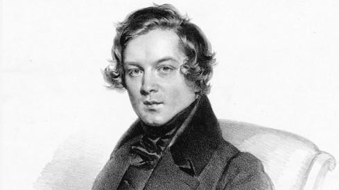 Komponist Robert Schumann
