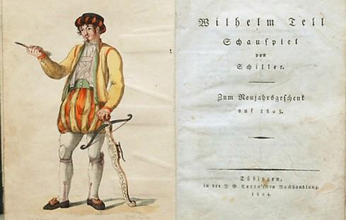Willhelm Tell Friedrich Schiller