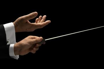 Dirigentenstock