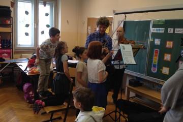 Streicherworkshop Juni 2016