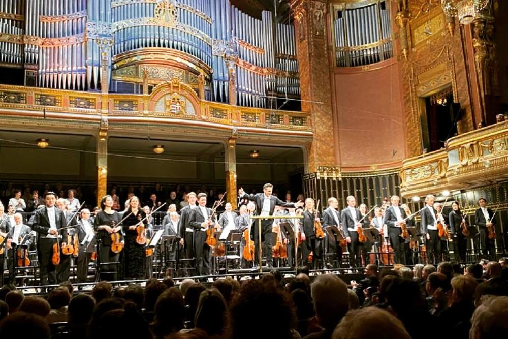 Wiener Symphoniker_ Europatournee Budapest 2020