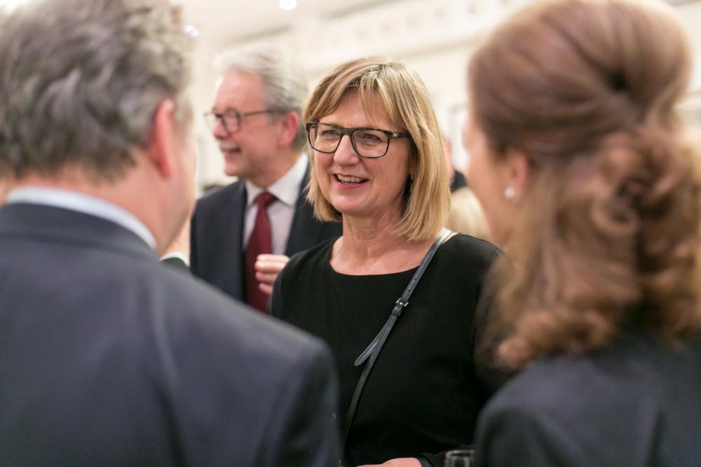 Bundesministerin Maria Patek