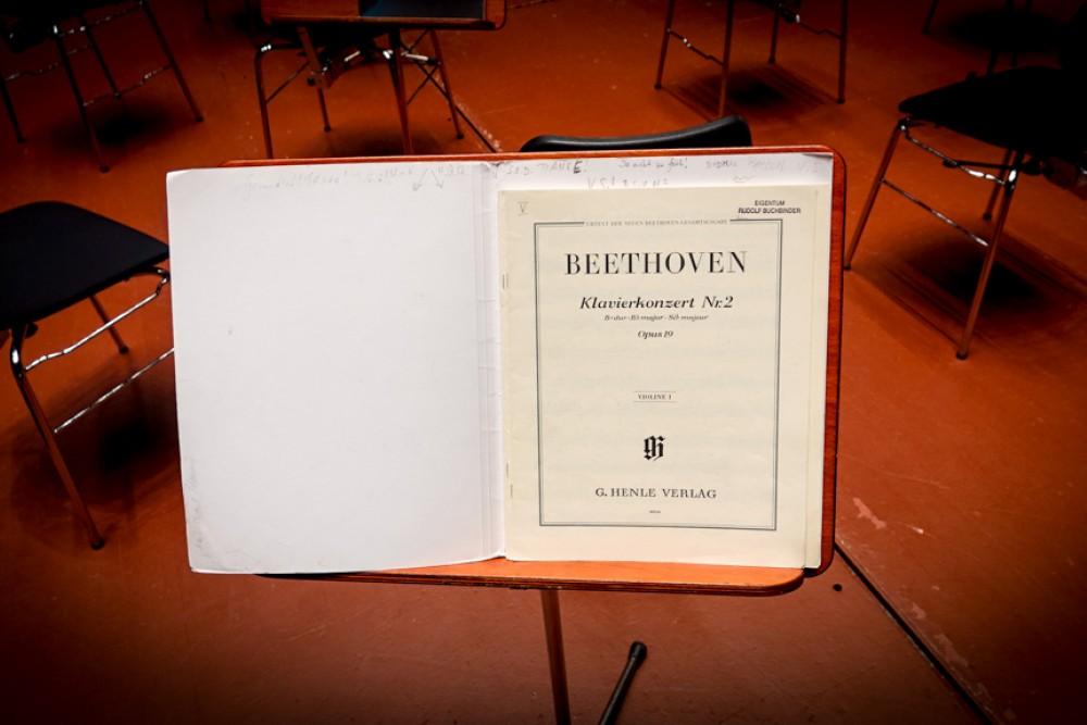 Beethoven Klavierkonzert Nr.2