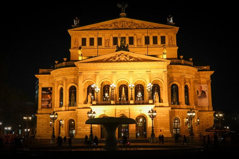 Frankfurt/ Alte Oper