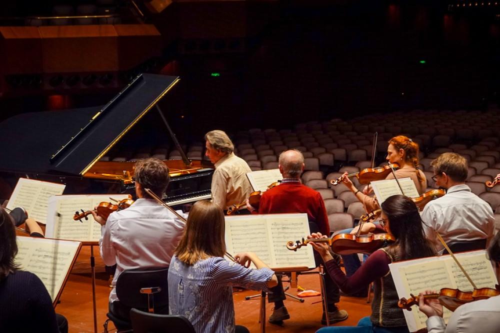 Rudolf Buchbinder Probe Beethoven