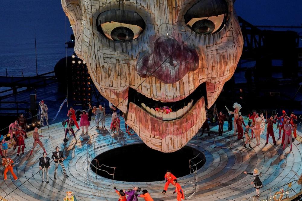 Rigoletto (c) Bregenzer Festspiele / Anja Koehler