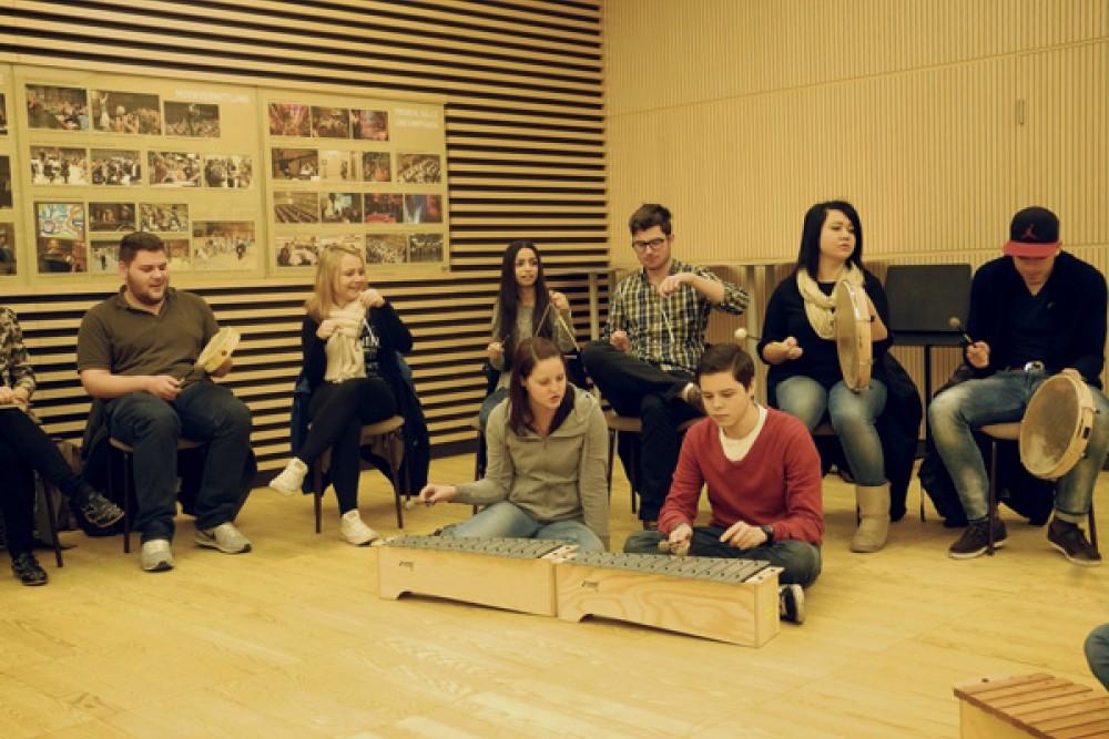 Young Symphony Workshop