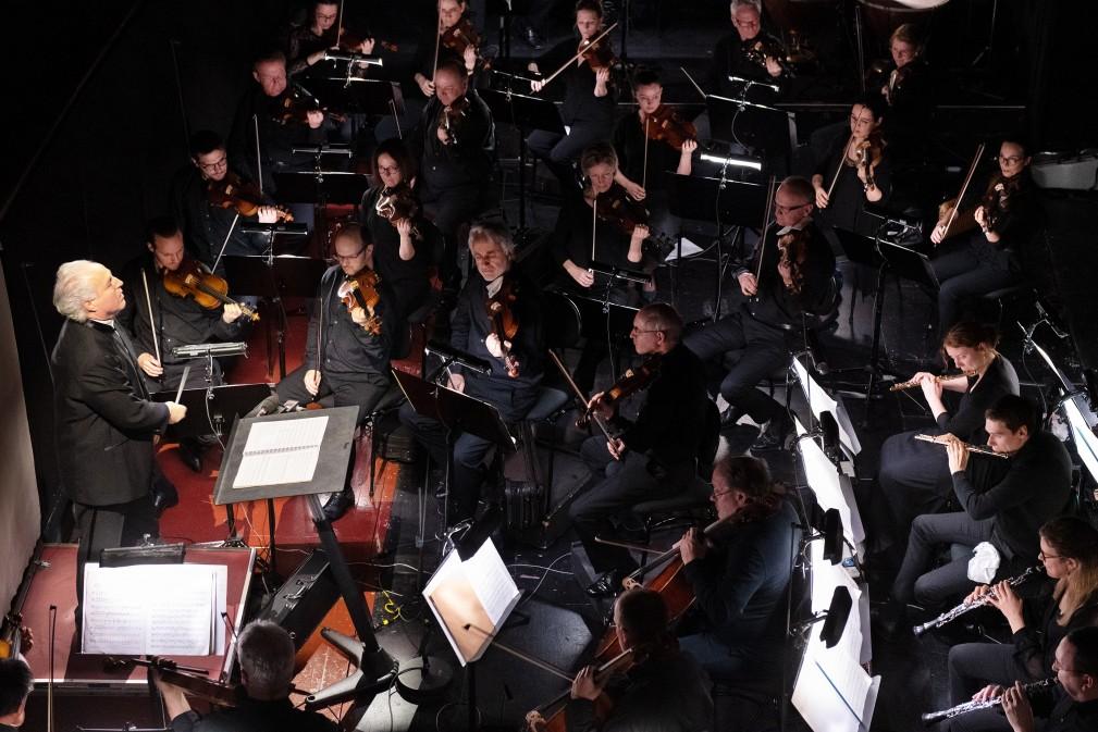 Fidelo theater an der Wien - Wiener Symphoniker