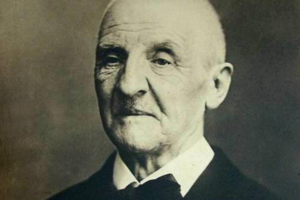 Anton Bruckner Porträt