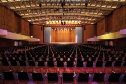 Mozartsaal Rosengarten Mannheim (c) m:con / Eduardo Perez