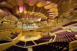 Philharmonie am Gasteig (c) Matthias Schoenhofer