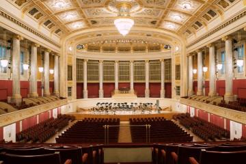 New Years concert Wiener Konzerthaus (c) Lukas Beck