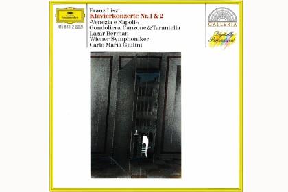 Franz Liszt Klavierkonzerte 1&2 Wiener Symphoniker