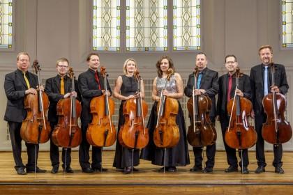 Die Acht Cellisten der WS (c) Christian Hofer