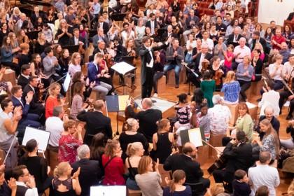 Im Klang Gustavo Gimeno Wiener Konzerthaus