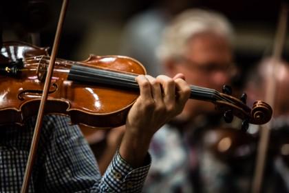 Wiener Symphoniker Generalprobe (c) Michael Mazohl