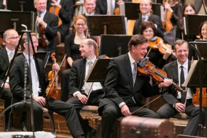 Schulkonzert Orchester (c) Martina Draper