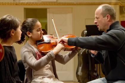 Young Symphony Musikvermittlung